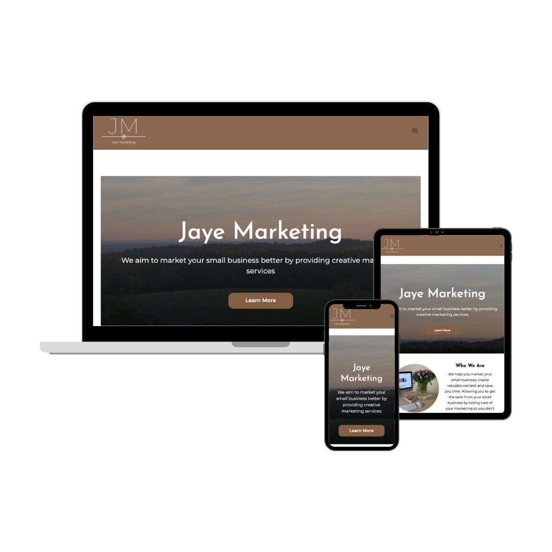 Jaye Marketing - LaunchPad Showcase